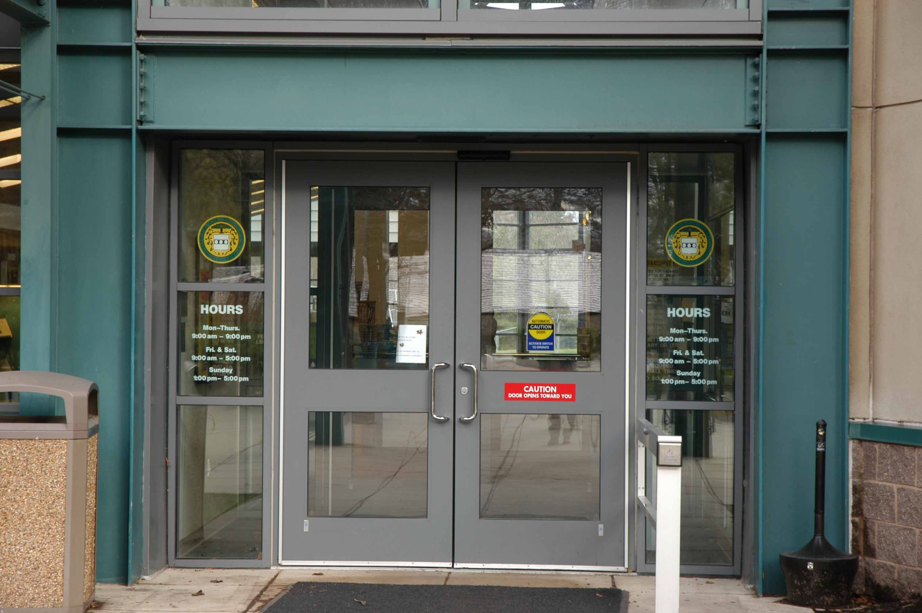 Aluminum Storefront By Doylestown Glass Storefront Doors Store Fronts Locker Storage