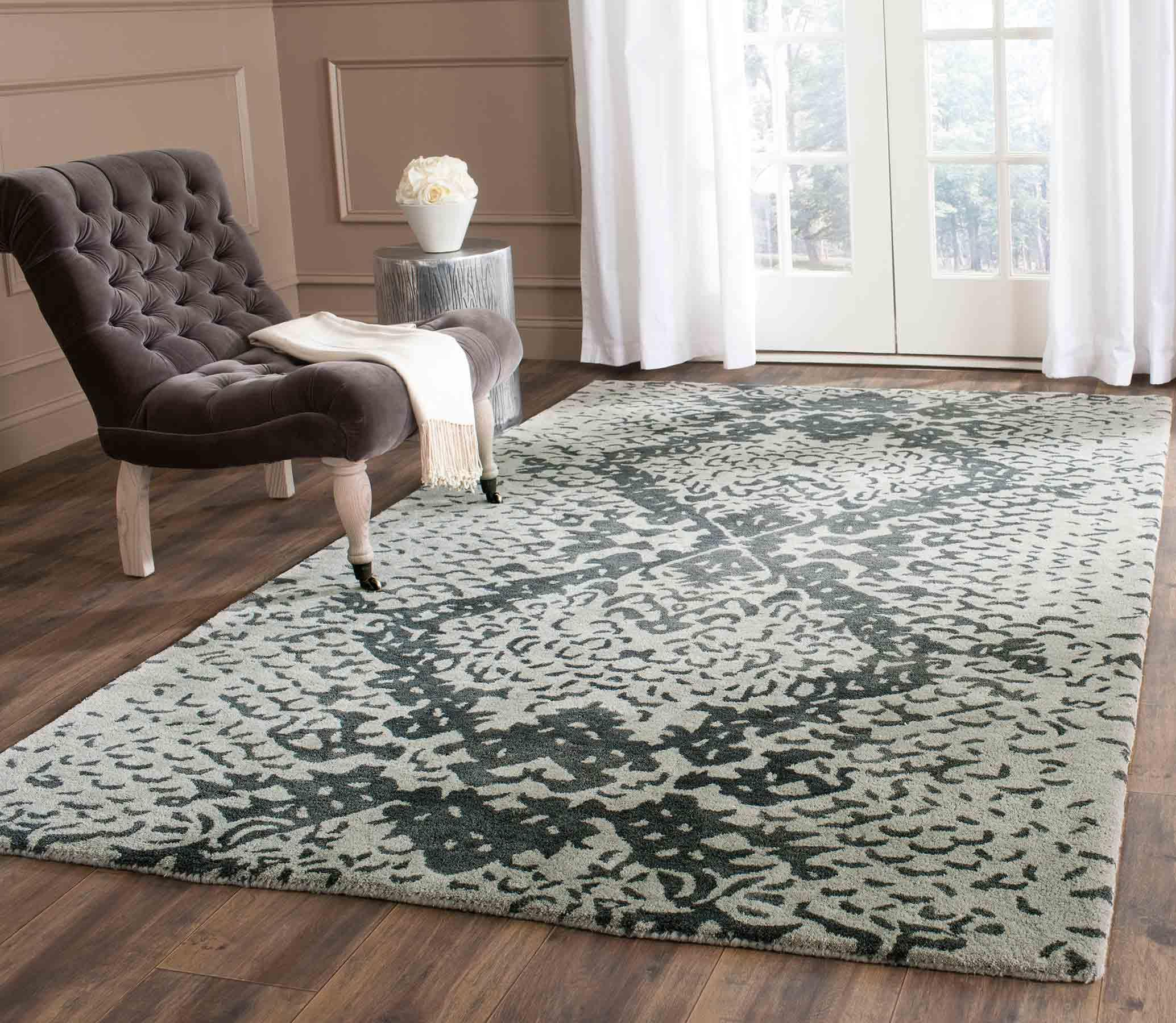 Rug Wyd620A  Wyndham Area Rugs By Safavieh
