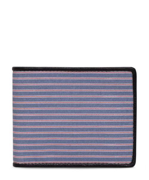chicerman.com  7wallets:  Narrow Stripe Bill Holder by Jack Spade  #accessories