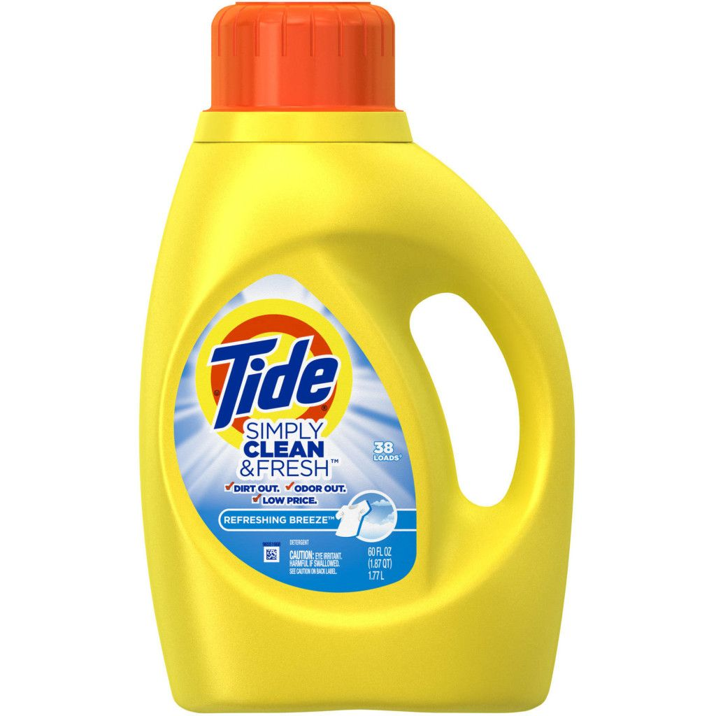 Cvs Tide Simply Clean Only 1 94 With Images Tide Simply Clean Tide Simply High Efficiency Laundry Detergent