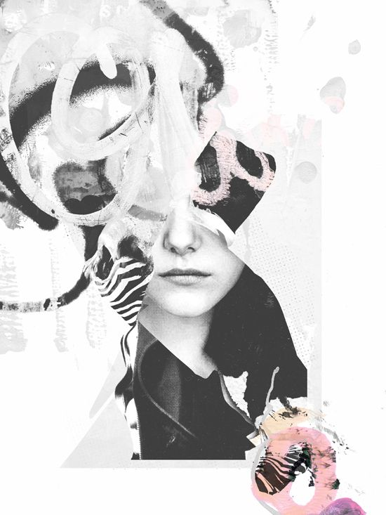 2015 - Collages on Behance