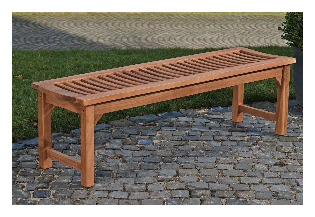 Banc de jardin en bois Havana V2 teck 150 cm - CLP111287003 ...