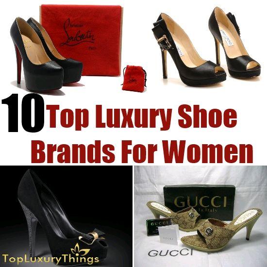 10 Top Luxury Shoe Brands For Women