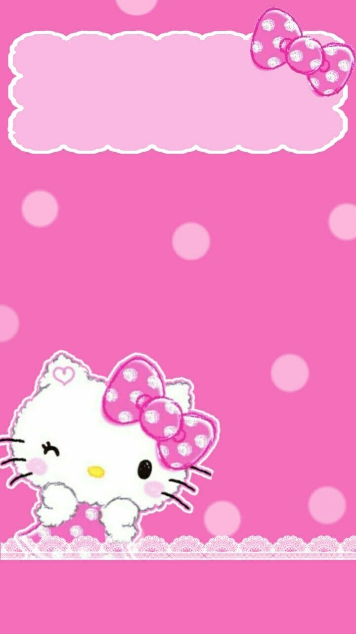 Hello Kitty Walpaper Hello Kitty Hello Kitty Backgrounds For Hello Kitty Background Pinterest In 2020 Hello Kitty Wallpaper Hello Kitty Images Hello Kitty Backgrounds
