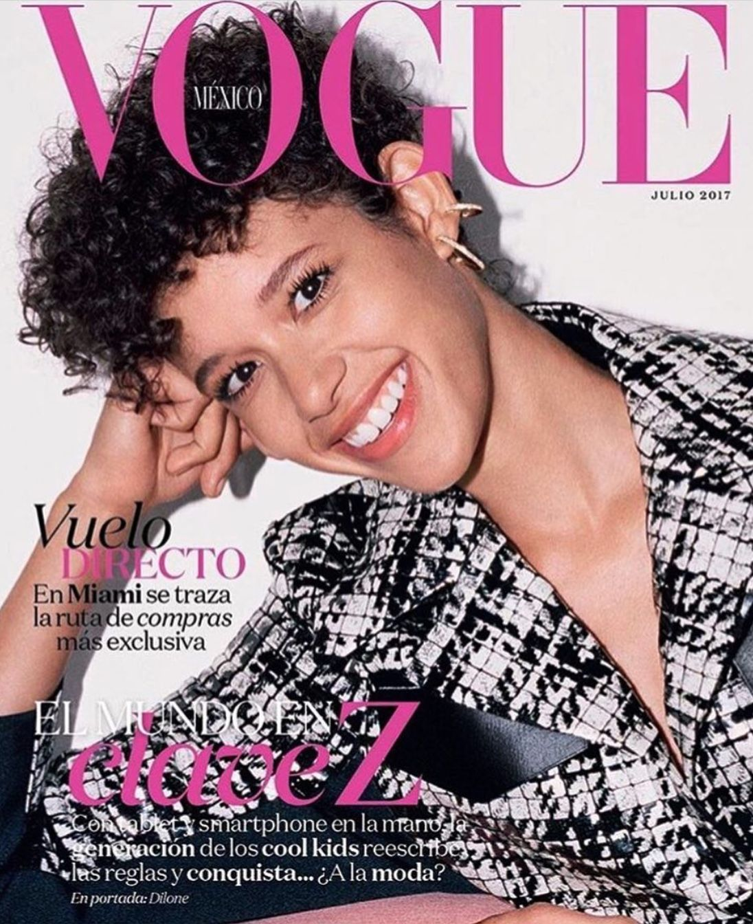 Pin by E on models/artists in 2020 Vogue covers, Vogue