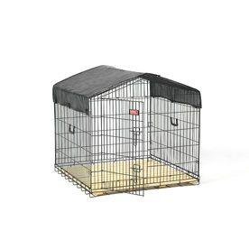 Lucky Dog 3 33 ft L x 3 33 ft W x 2 67 ft H Box Kit Lowes