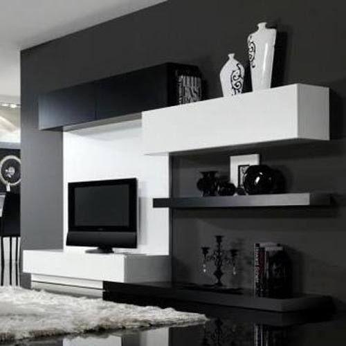 Modular tv lcd rack vajillero excelente calidad kansas for Mueble kansas