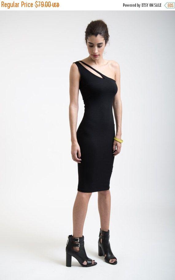 209ef571bf9 Party Dress / The Leaf Dress / Cocktail Dress / Little Black Dress ...