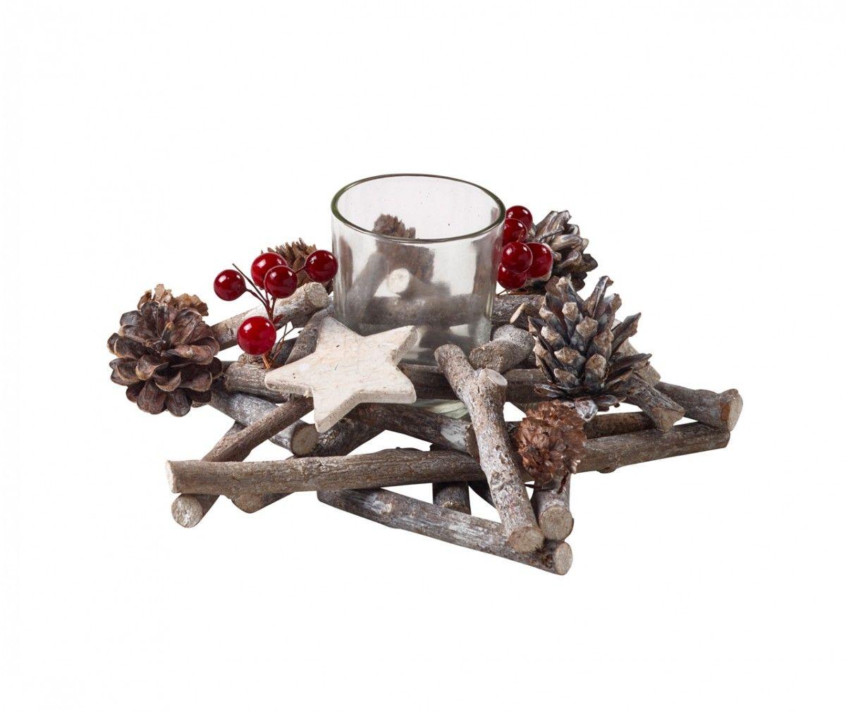 Windlichtset Lexie - Kerzen und Windlichter - Weihnachten - Online kaufen bei Möbel EGGER