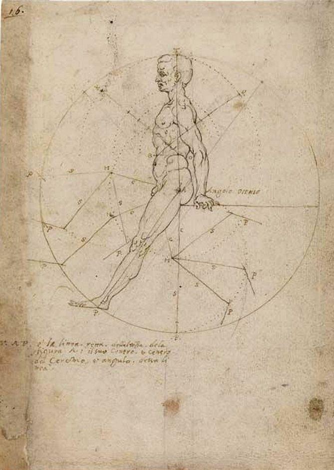 Leonardo da Vinci and the Codex Huygens - fol. 16 - The Morgan ...