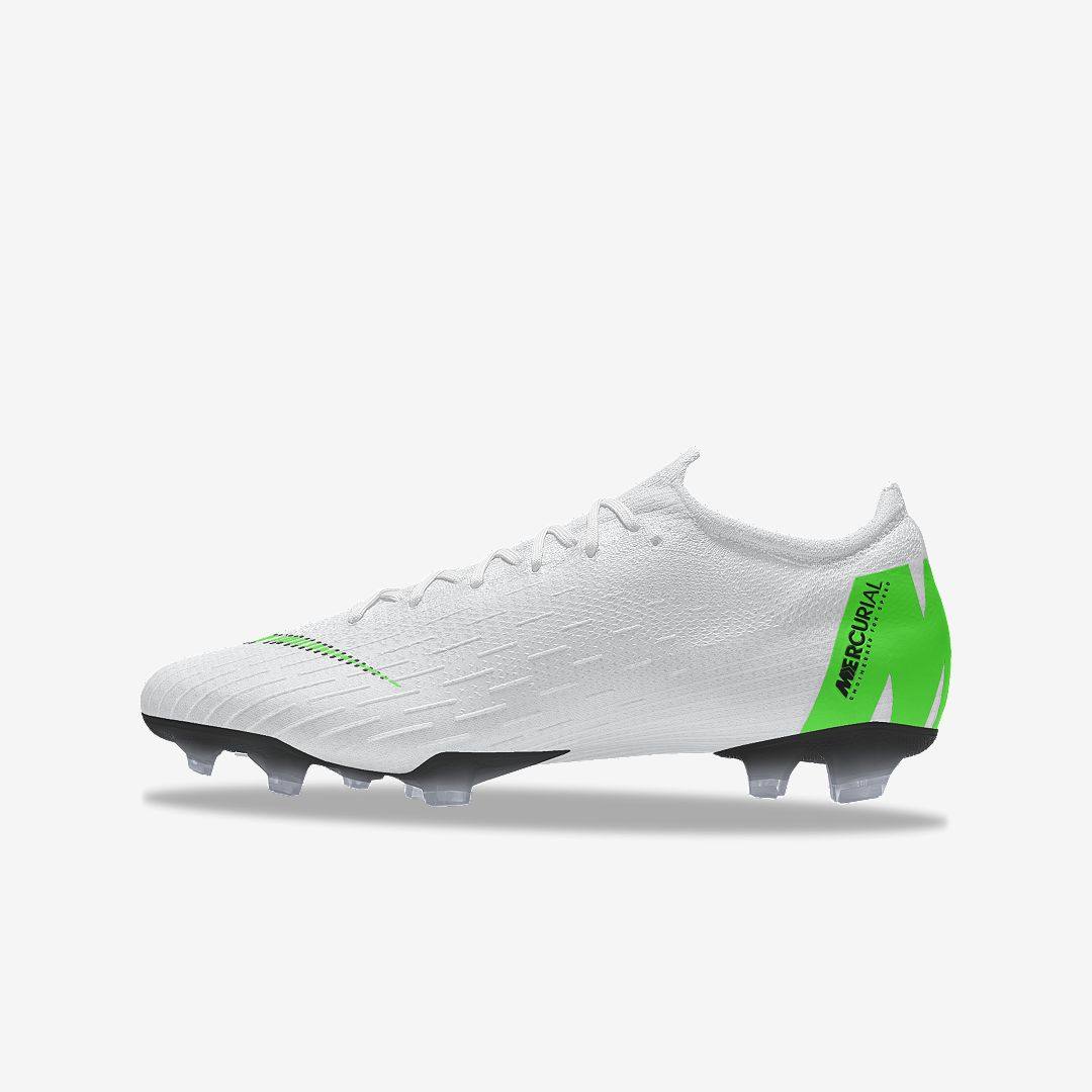 bb48e1f12 Nike Mercurial Vapor 360 Elite FG By You Custom Firm-Ground Soccer Cleat  Size 12.5 (Multi-Color)