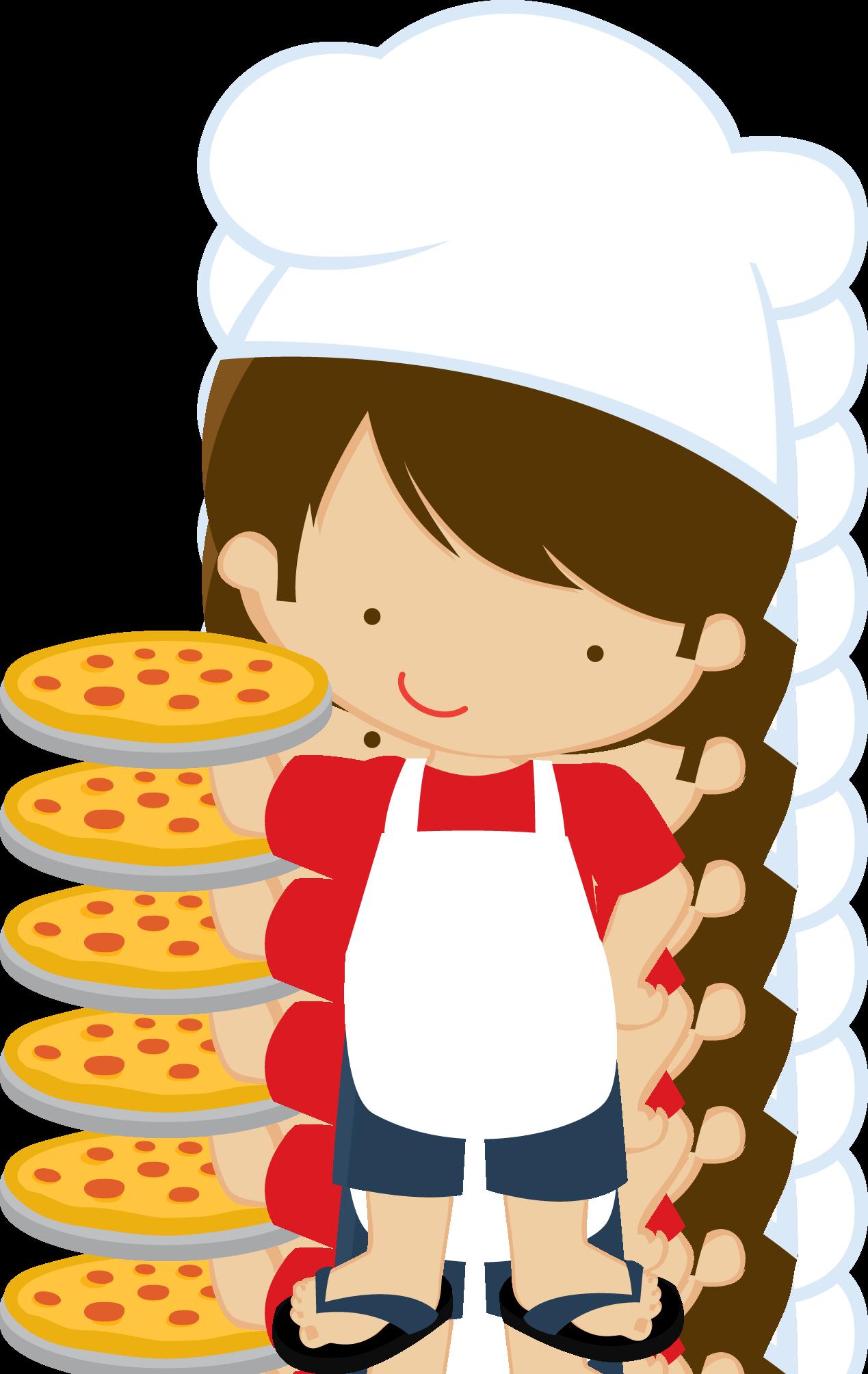 Zwd Pizza Party Zwd Boy 01 Png Minus Desenhos De Profissoes