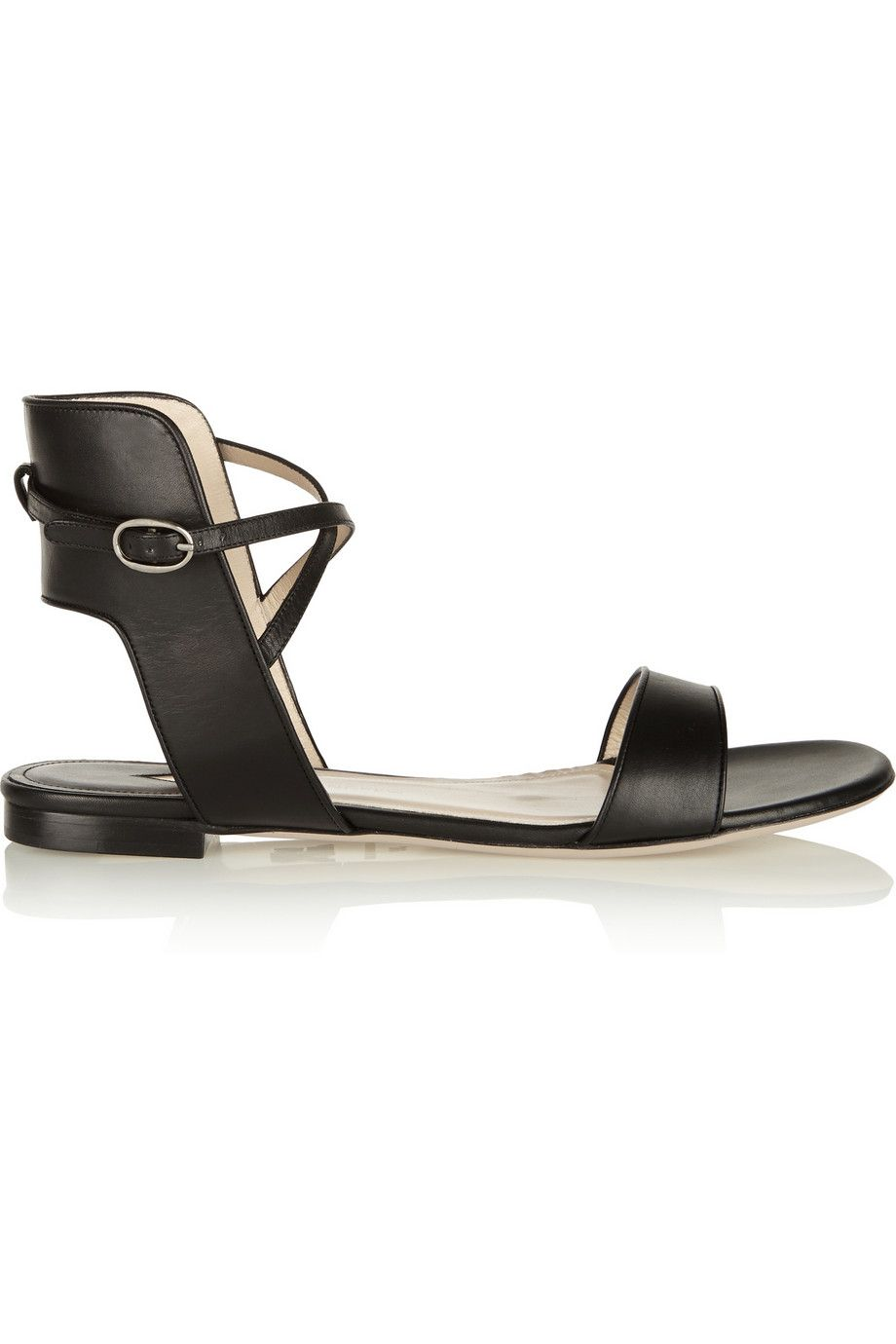 PAUL ANDREW Madison Leather Sandals. #paulandrew #shoes #sandals