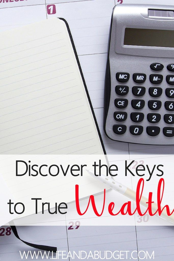 Do You Need A Wealth Cure Equation, Wealth and Personal finance