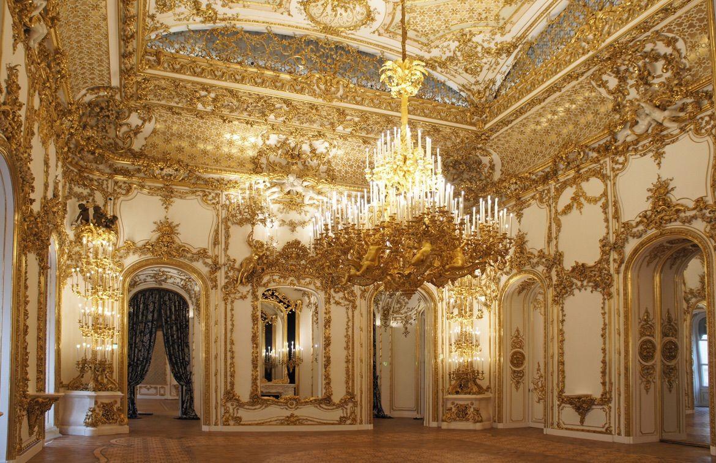 Interior liechtenstein palace vienna liechtenstein for Interior design wien