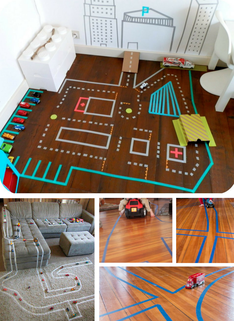 87 EnergyBusting Indoor Games & Activities For Kids