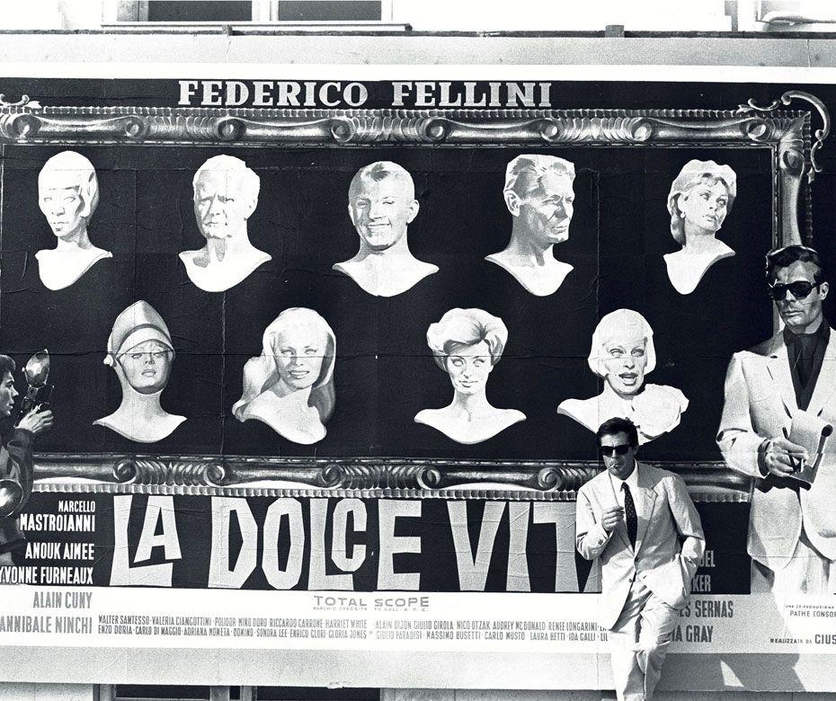 Cannes 1960, Marcello Mastroianni