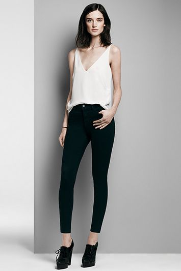 Spring Shop: Introducing the new denim essential, our Alana Crop in Hewson.