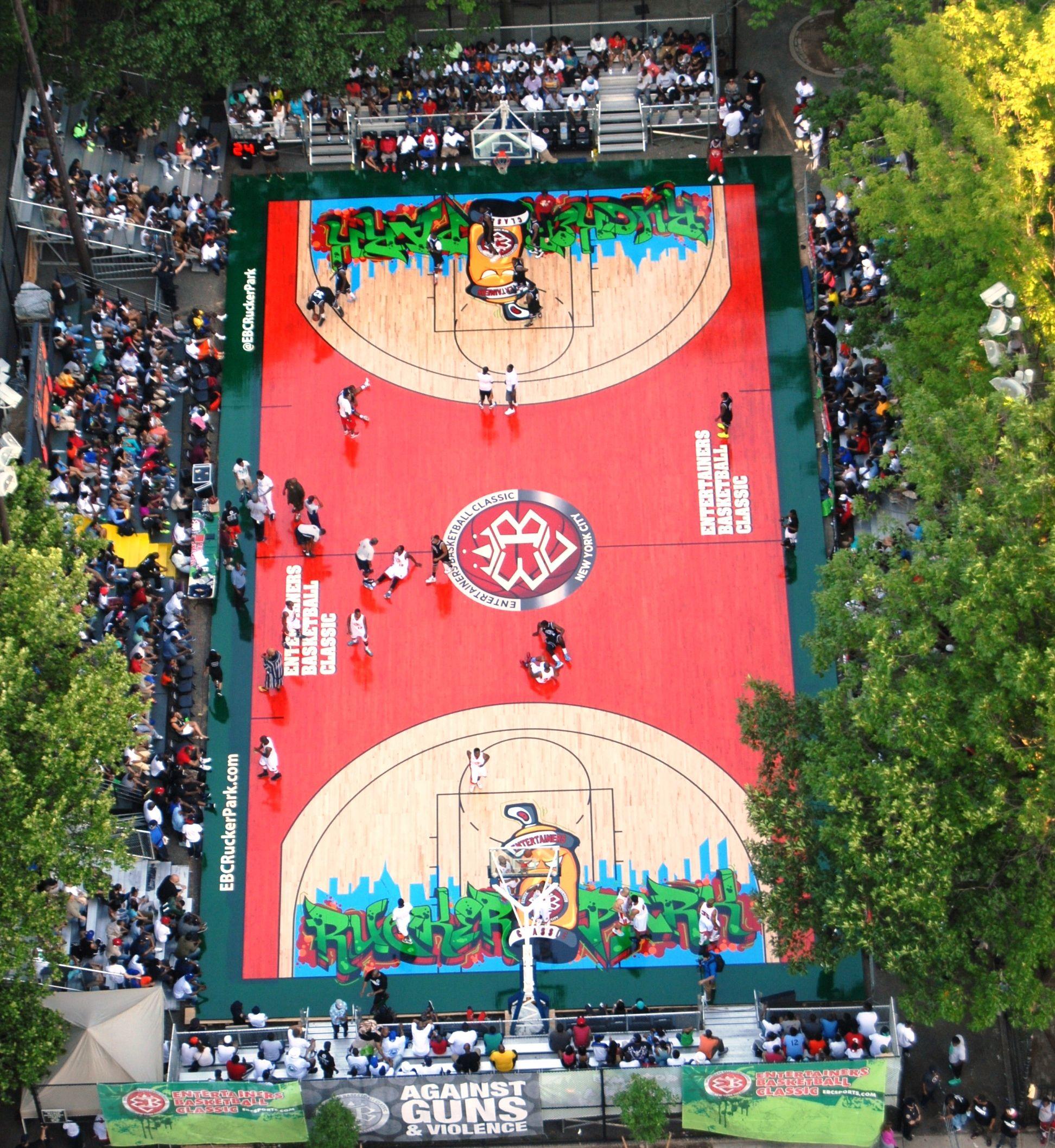 Rucker Park New York Ny Basketball Park Park Hoop Dreams