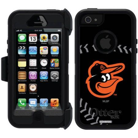 iPhone 5SE/5s OtterBox Defender Series MLB Case
