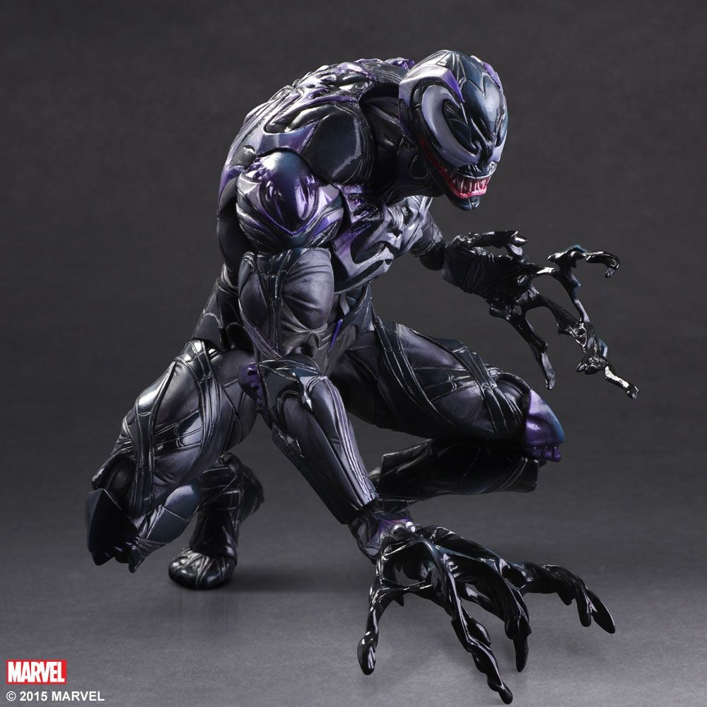 Marvel Universe Spider-Man SquareEnix VARIANT Play Arts Kai Figure Model