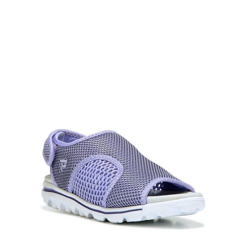 Propet Women's Travelactivss Narrow/Medium/Wide Sandals (Purple)