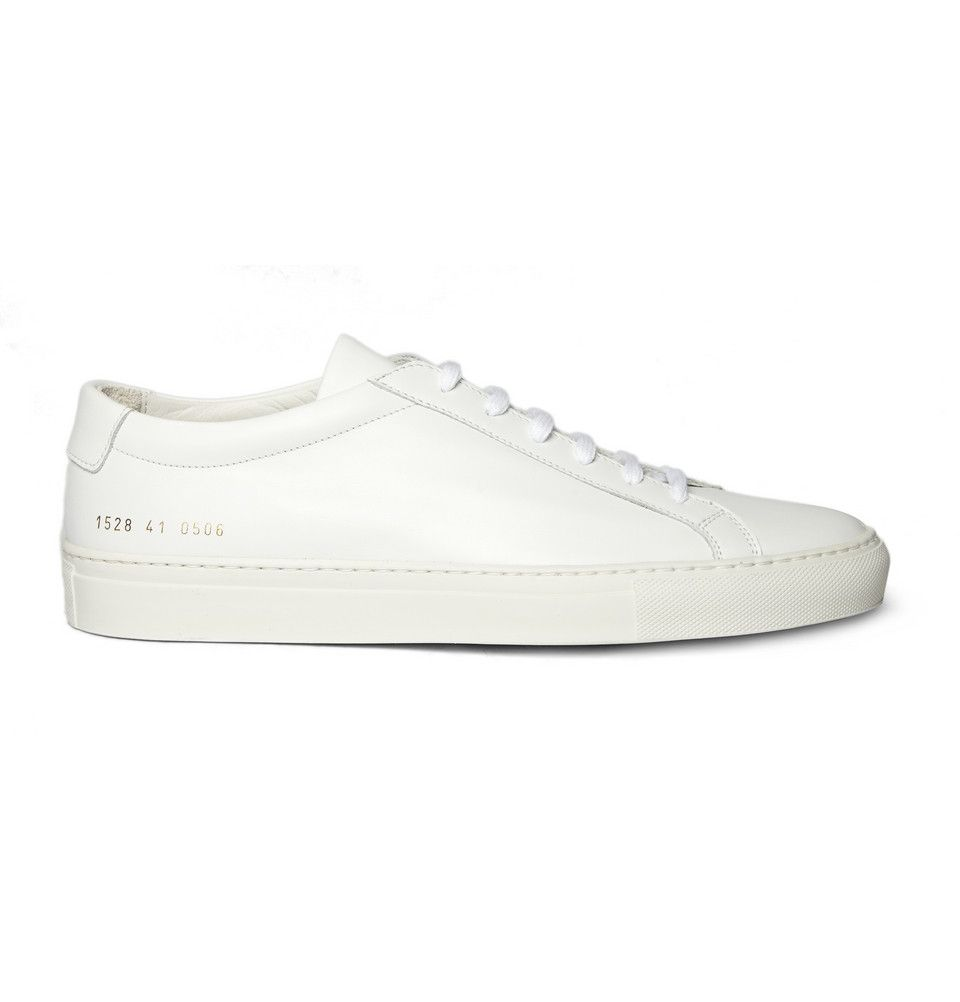 Leather Achilles low-top trainers Common Projects