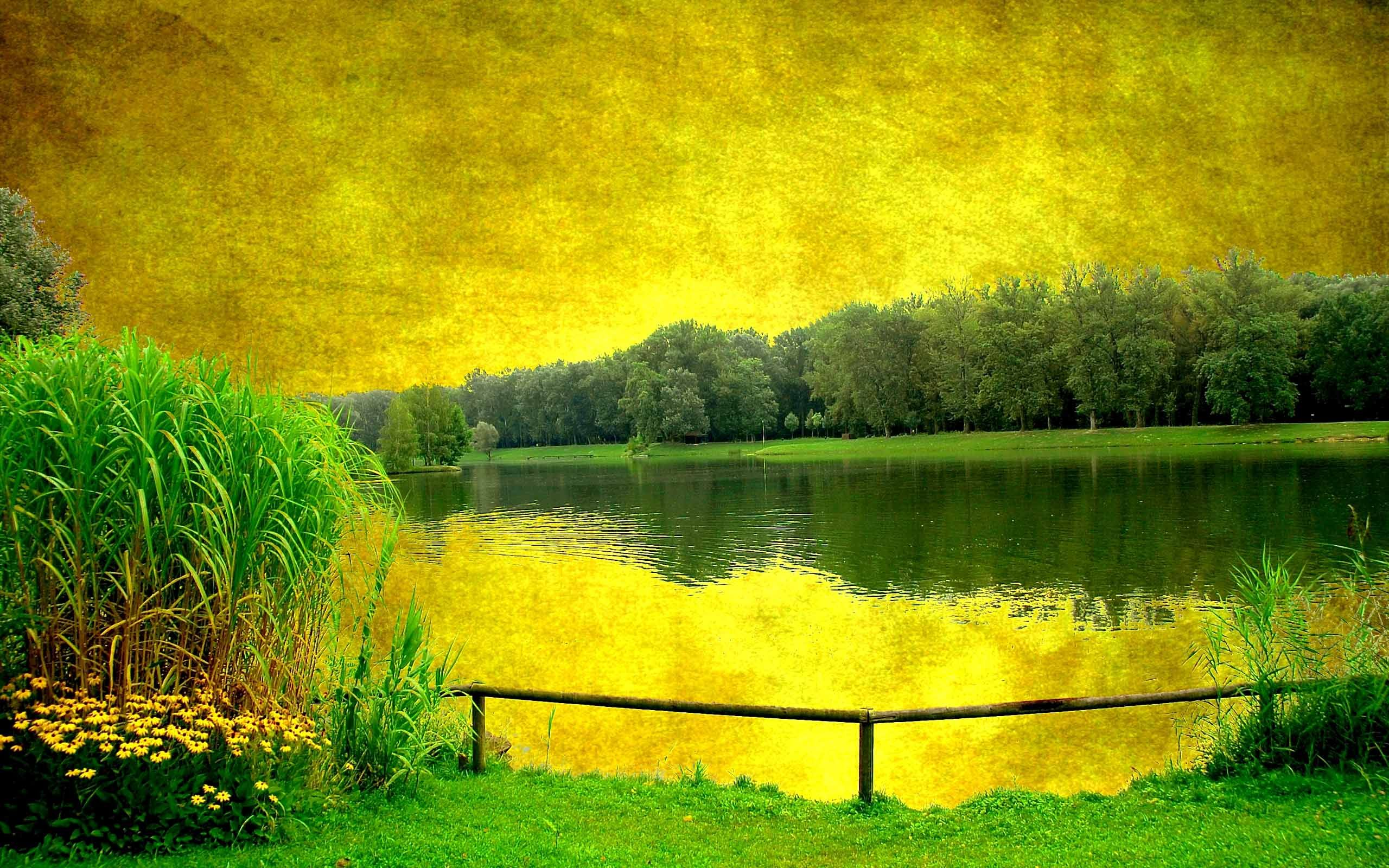 Image For Landscape Paintings Hd Wallpapers Landscape Wallpaper Beautiful Landscape Paintings Scenery Wallpaper