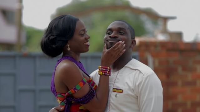 Smile for me :) @ms_amoakohene  Music by Simi #weddings #weddingsingh #love #smile #traditionalweddings #beautiful #memoriesworthreliving #evedeso #eventdesignsource - posted by OneShot Studios https://www.instagram.com/oneshotstudios. See more Wedding Designs at http://Evedeso.com