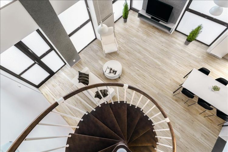 Pavimento imitaci n madera clara terk blanco 1 23x120 - Pavimento exterior imitacion madera ...