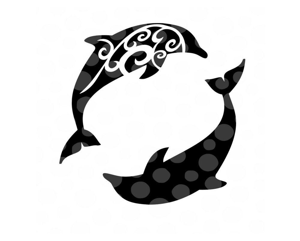 1538+ Dolphin Mandala Svg Free – SVG Bundles
