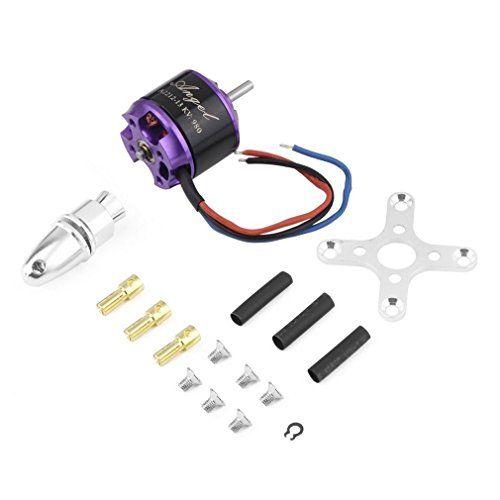 Generic 4 x A2212 2212-980KV Brushless Motor For MultiCopter KK Multi-Copter Quad drone reviews