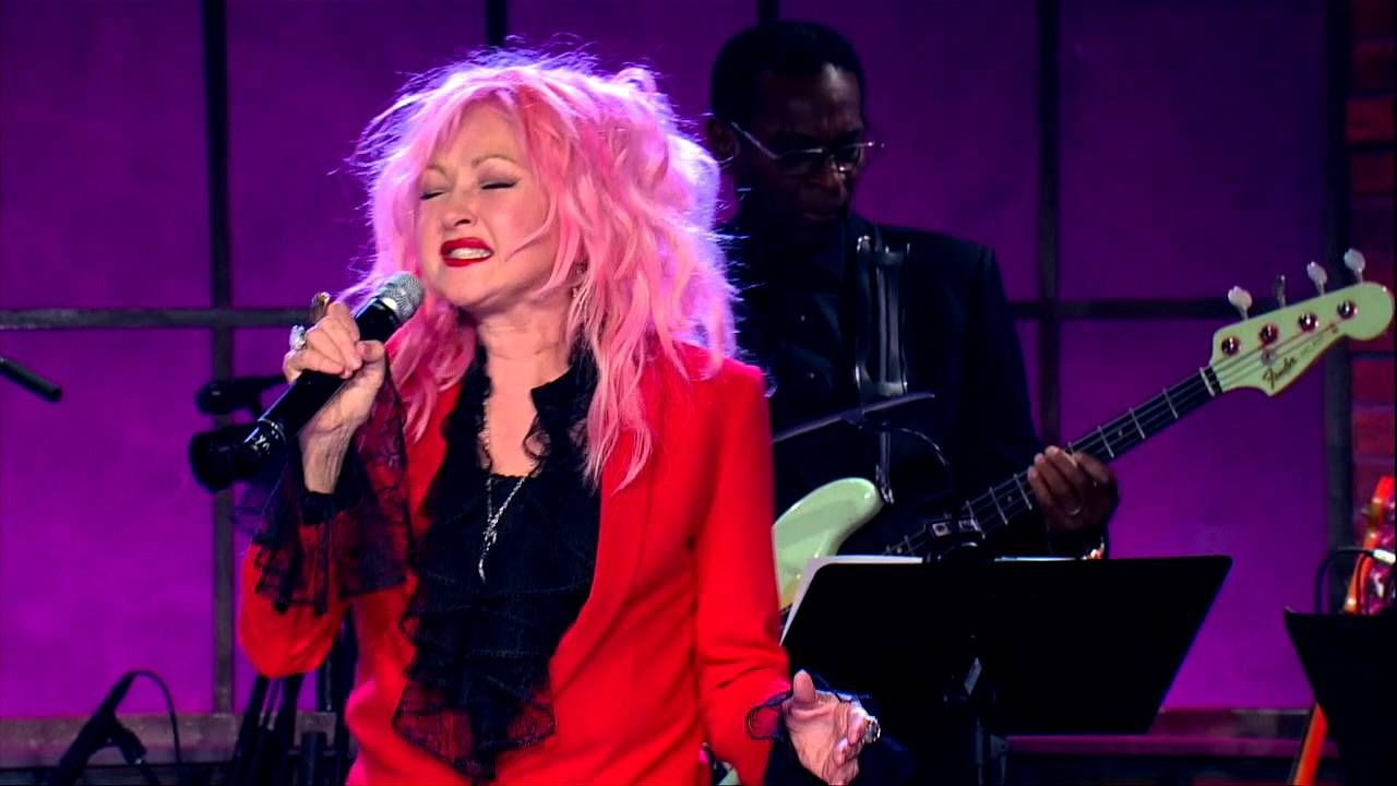 """Cyndi Lauper """"Heartaches By The Number"""" [Skyville Live"""