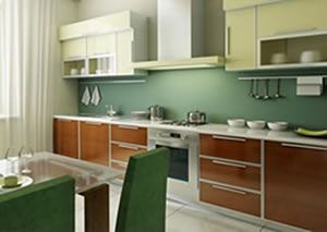 colourful backsplash - Google Search