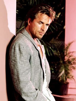 Miami Vice, Sonny Crocket (Don Johnson)