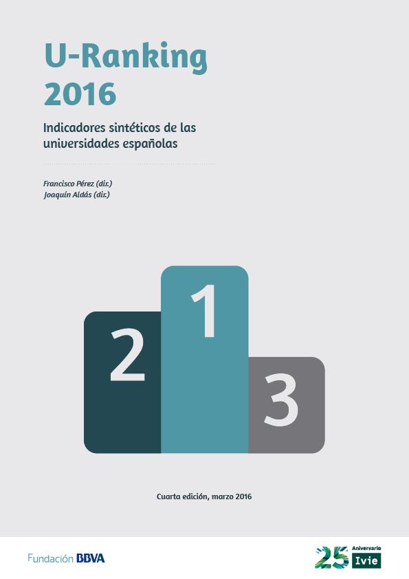 Informe U-Ranking 2016