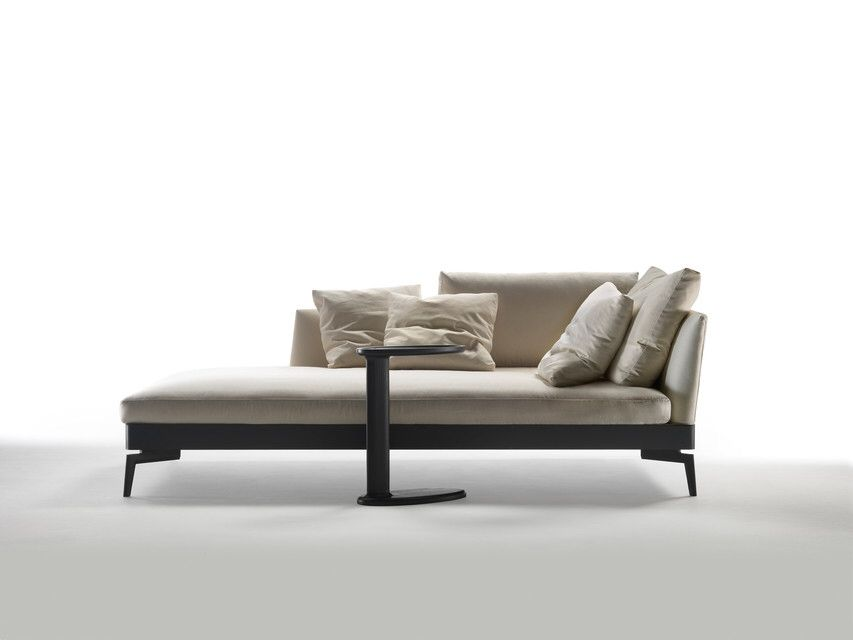 Feel Good dormeuse chaise longue project by Antonio Citterio for