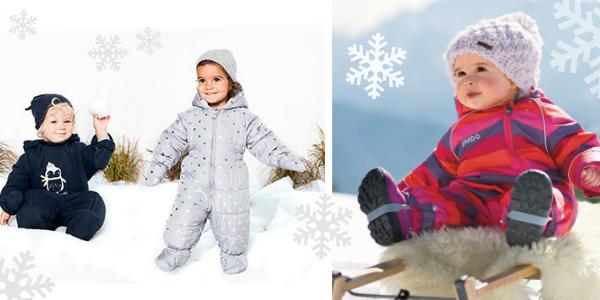 bdac86c797 Der richtige Schneeanzug für Baby und Kleinkind | Outfits für Babys ...