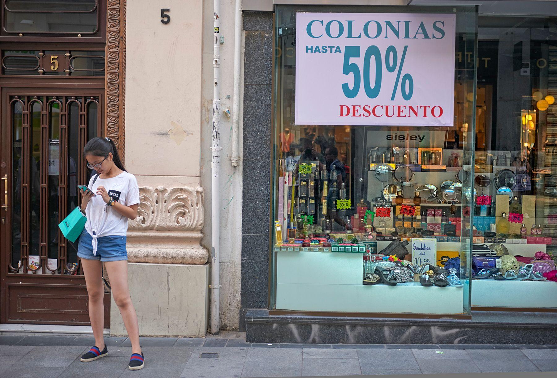 Colonias hasta 50% descuento
