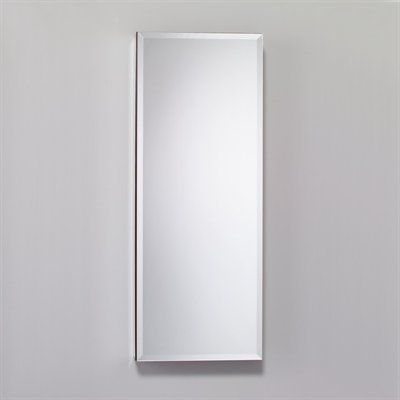 Robern 39 625 Inch Tall X 24 Wide Recessed Medicine Cabinet With 4 8 Depth And Right Or Left Hinge Electric Outlets Inside As Well Perfect