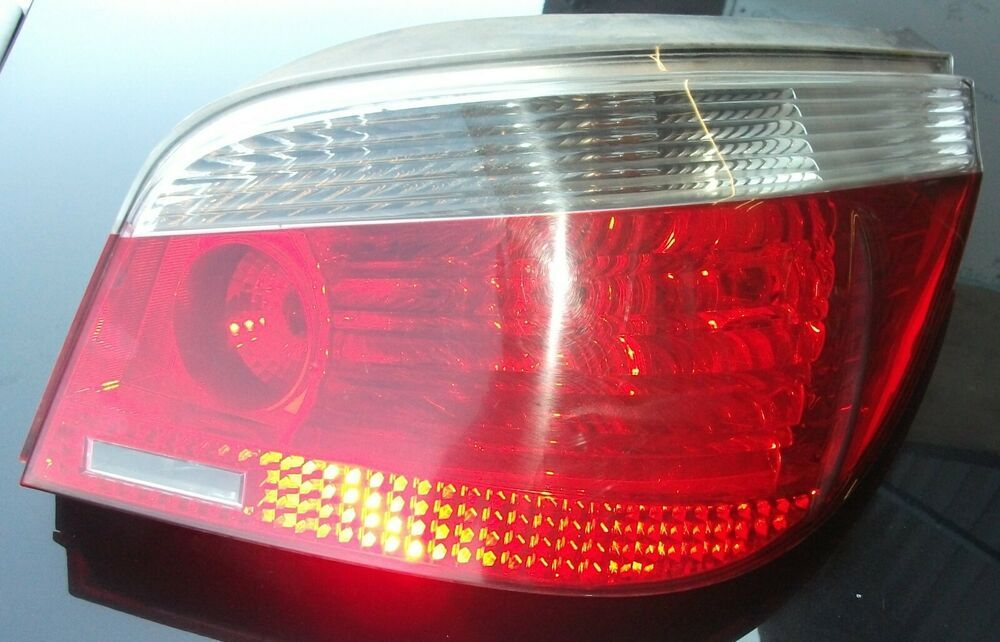 Bmw 5 Series E60 Pre Lci Saloon Offside Right Rear Light 03 07