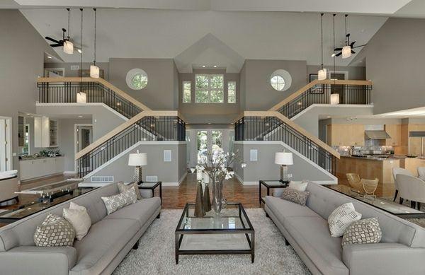 Deko Wohnzimmer ~ 20 ideen für beeindruckende wohnzimmer dekoration http