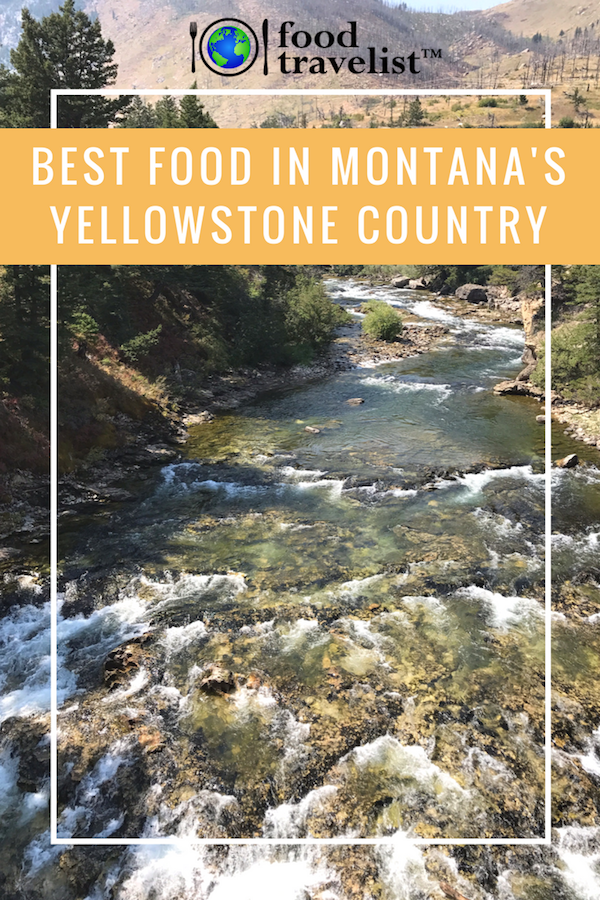 Montana's Yellowstone Country is known for its big sky. We found that it's also full of wonderful foods and drinks you'll also want to explore.