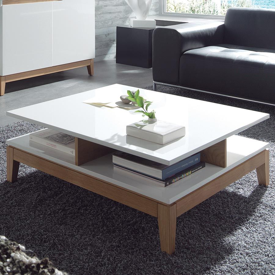 table basse scandinave diva table