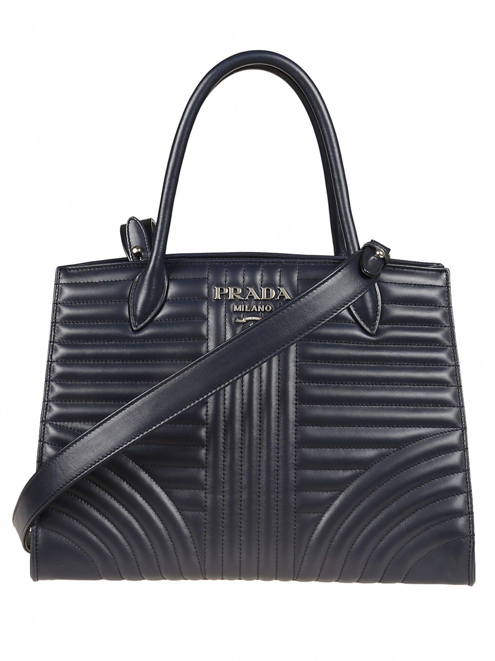 980514473d79 Shop for Prada Straw handbag with a strap at ShopStyle.com