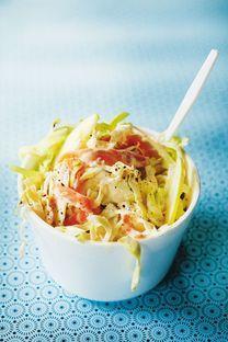 Rezept für Coleslaw