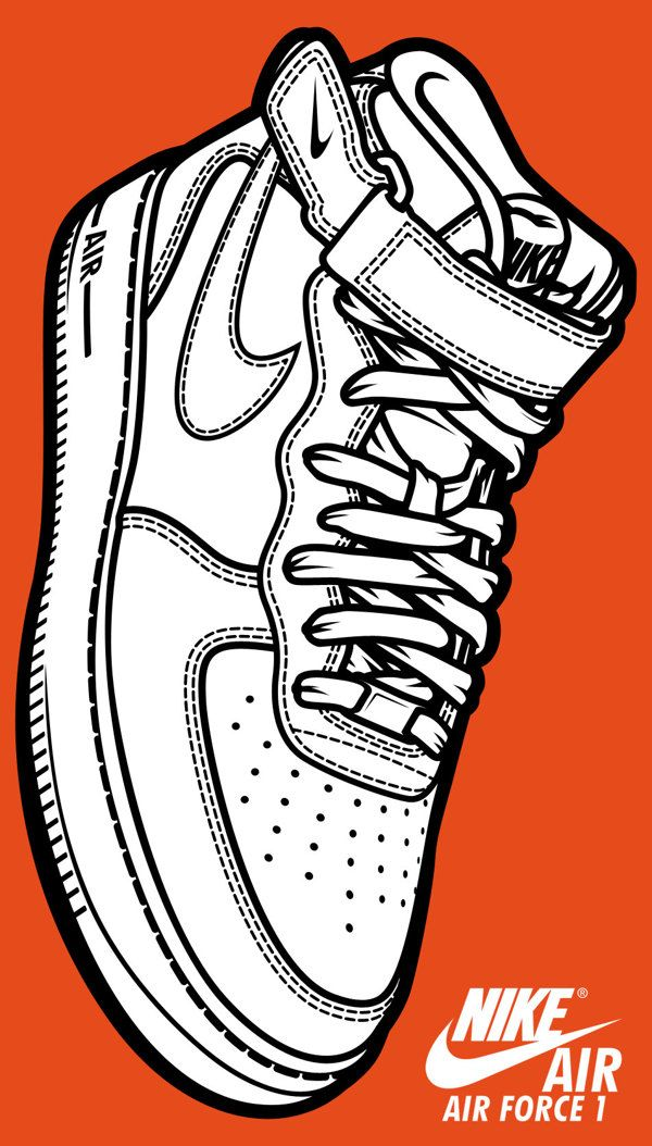 Nike Vs Rusc Spring 2013 By Rubens Scarelli Via Behance Sneakers Wallpaper Nike Wallpaper Sneakers Illustration