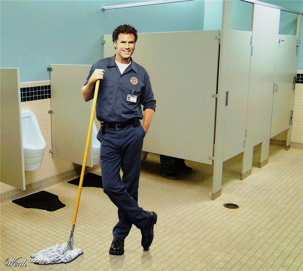 janitor janitor will ferrell by ufurgger th place entry in janitor janitor will ferrell by ufurgger 29th place entry in celebrity day