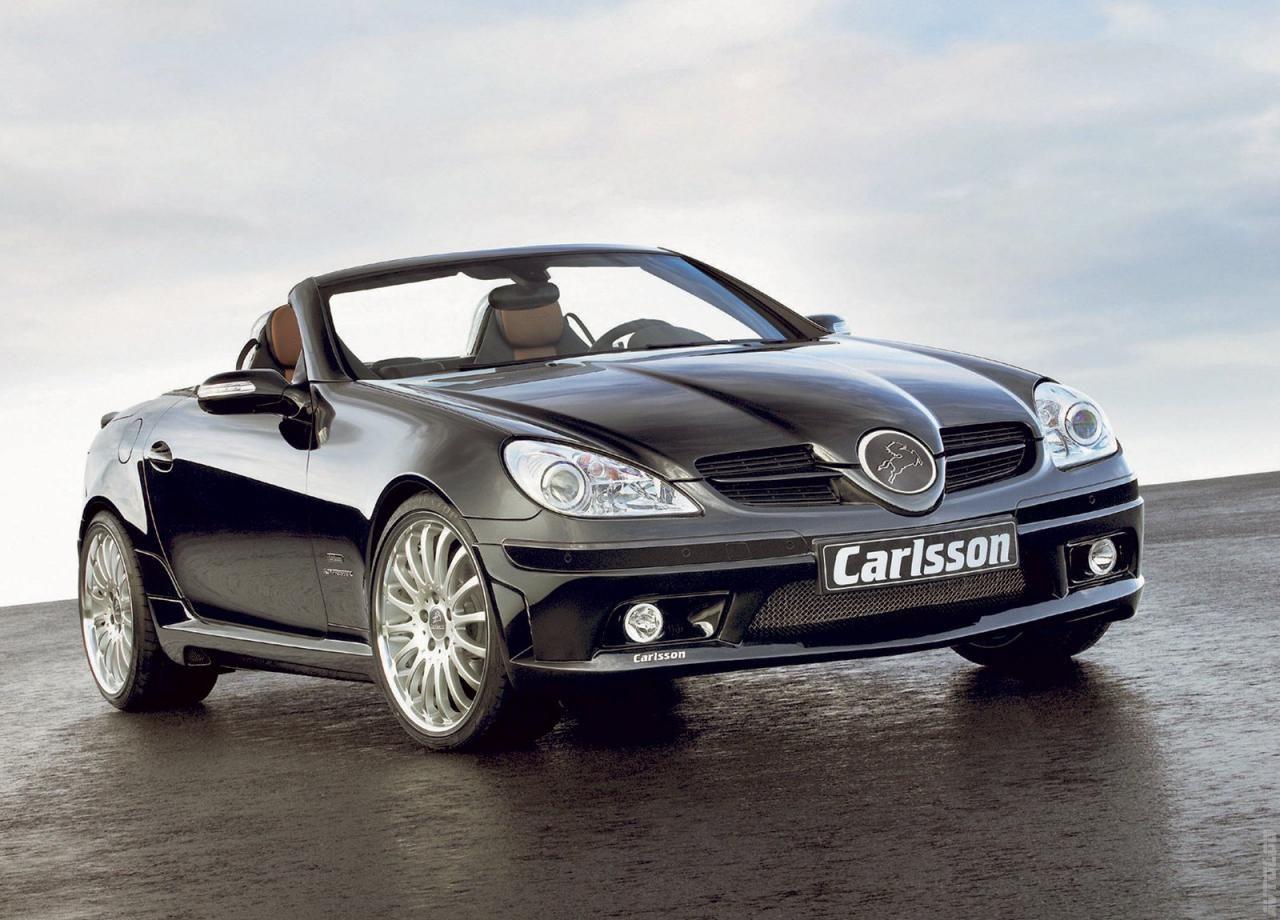2005 Carlsson Mercedes Benz Slk Mercedes Benz Slk Mercedes Benz