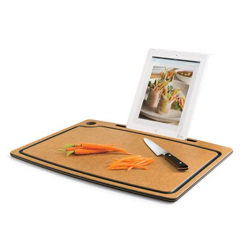 The Food Scale That Takes Your Kitchen Digital | Prep Pad by Orange Chef